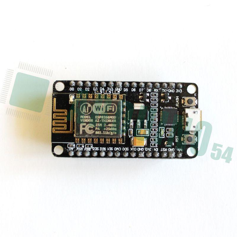 Плата NodeMCU WiFi ESP8266 CP2102 (ESP-12e)