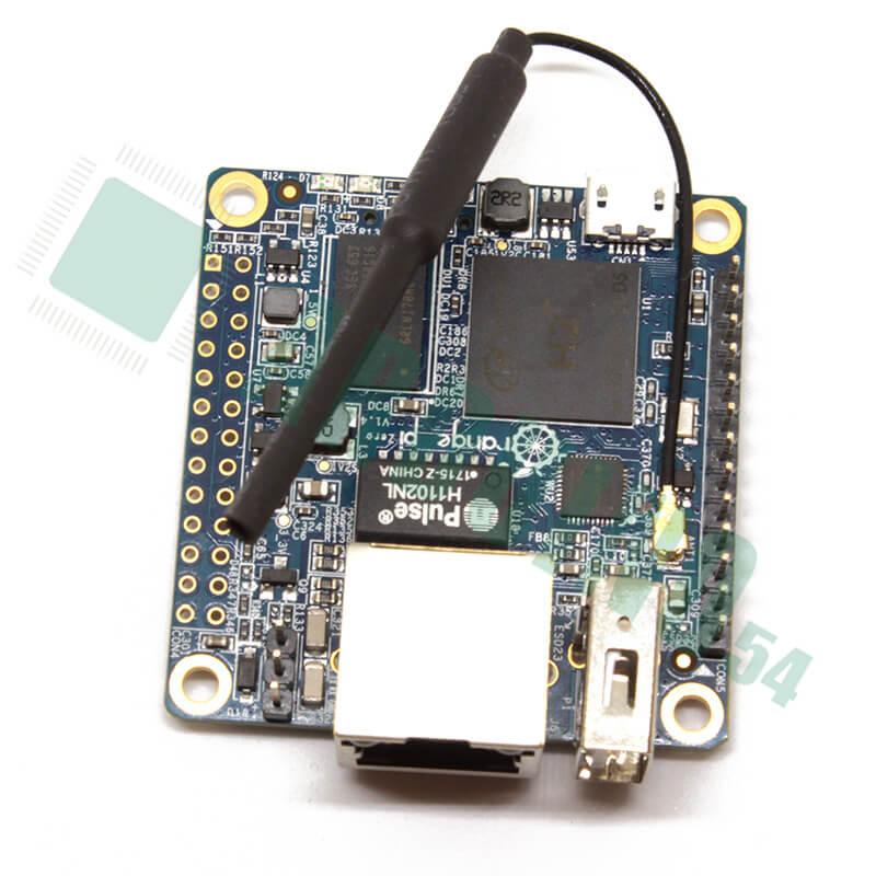 Orange Pi Zero (512 Мб DDR3)