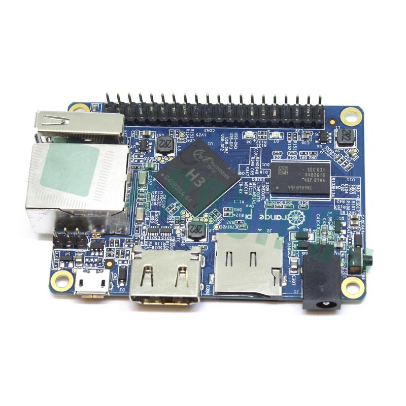 Orange Pi One (512 МБ DDR3)