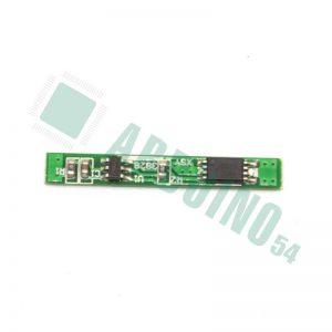 Контроллер заряда разряда PCM 1S 2.5A 3.7В для 1 Li-Ion аккумуляторов 18650