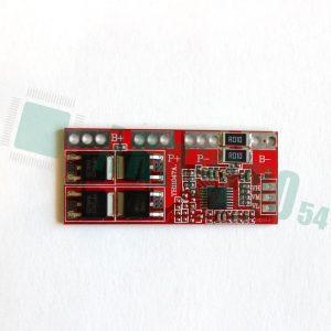 Контроллер заряда разряда PCM 4S 15A 14.4В 14.8В 16.8В для 4 Li-Ion аккумуляторов 18650