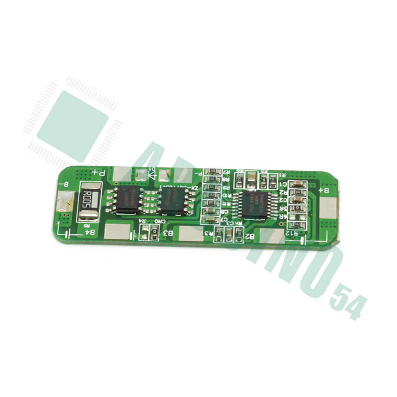 Контроллер заряда разряда PCM 4S для 4 Li-Ion аккумуляторов 18650
