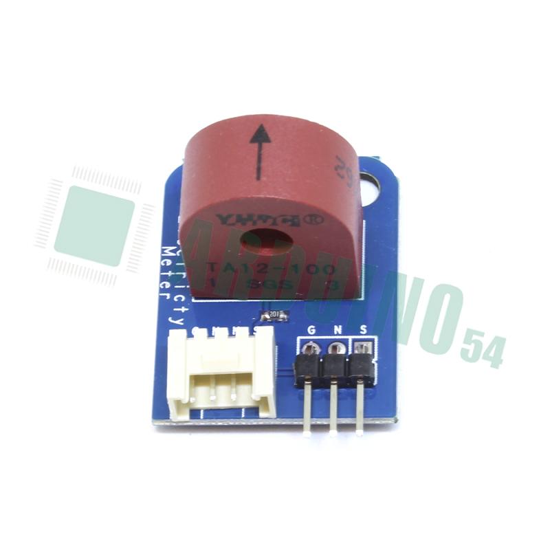 Модуль датчика переменного тока AC 0-5A
