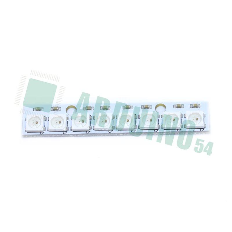 NeoPixel Stick — 8 x WS2812 5050 RGB LED