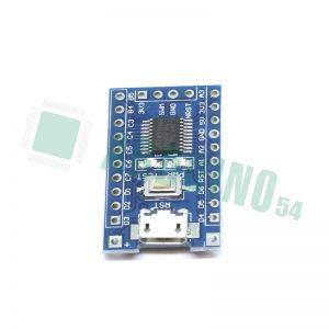 Модуль STM8S103F3P6 ARM STM8 минимальная системная плата