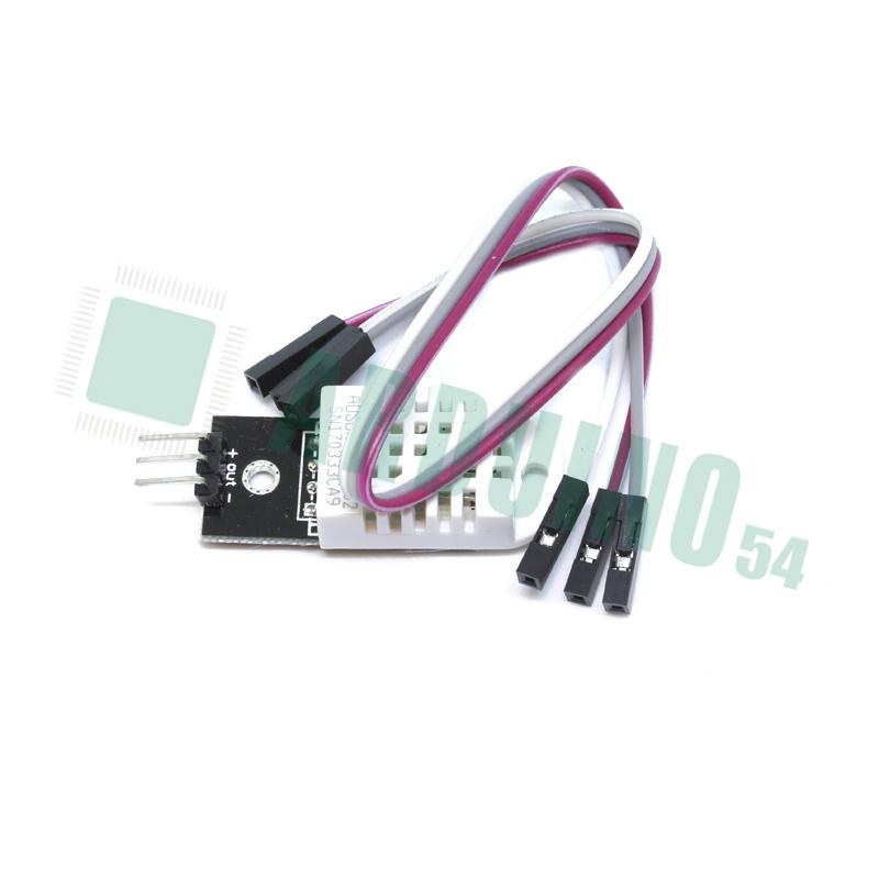 Цифровой модуль температуры и влажности DHT22 (AM2302)