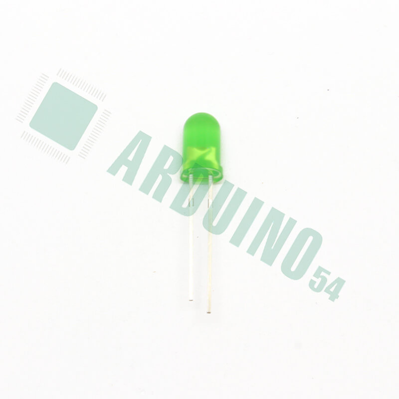 Мини набор светодиодов с резисторами