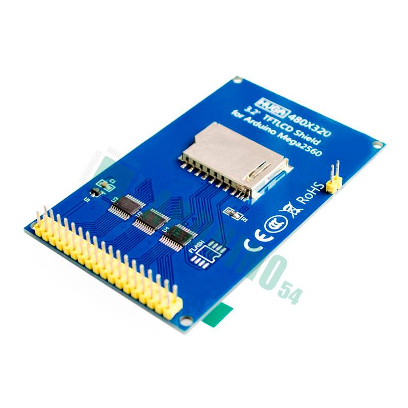 3″2 TFT LCD экран модуль Ultra HD 320X480 для Arduino MEGA 2560 R3