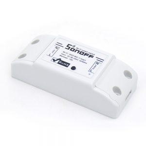 Sonoff Wi-Fi Smart switch смарт выключатель