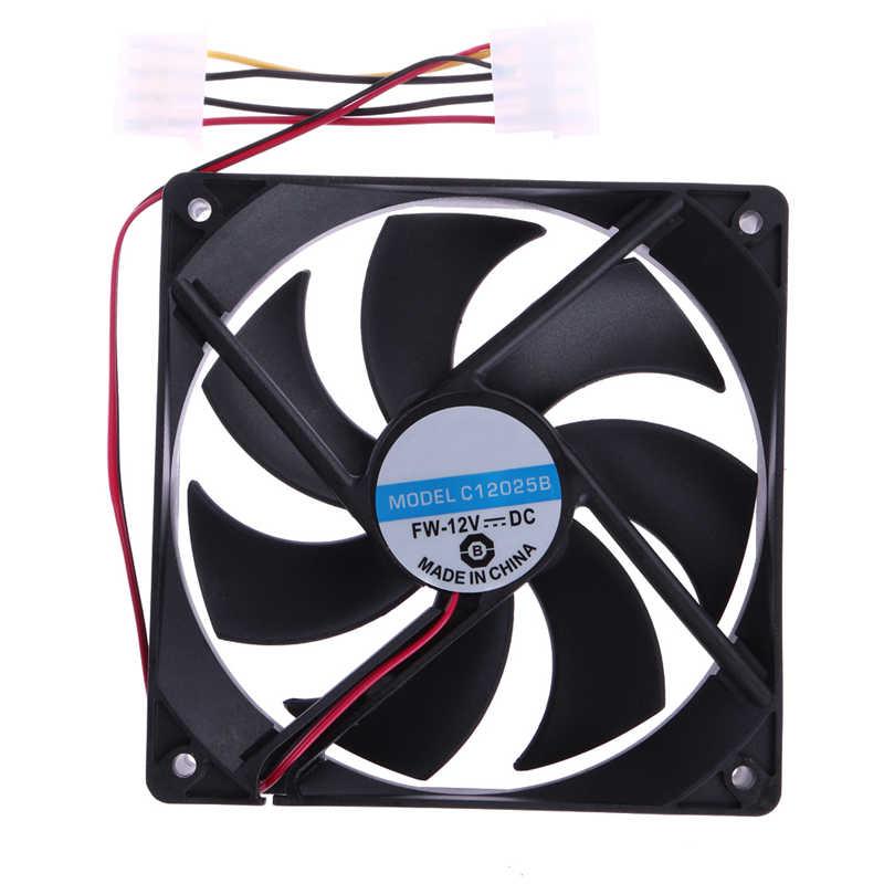 Вентилятор 120*120 мм 1600prm 12В Molex