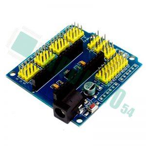 Плата расширения Arduino Nano Shield V3.0