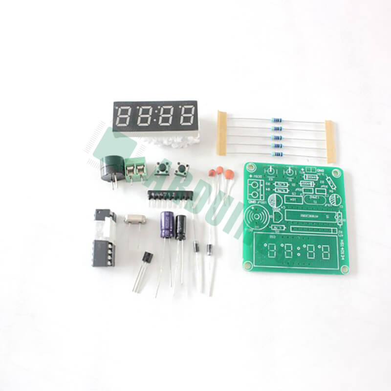 DIY набор «Электронные часы — будильник»