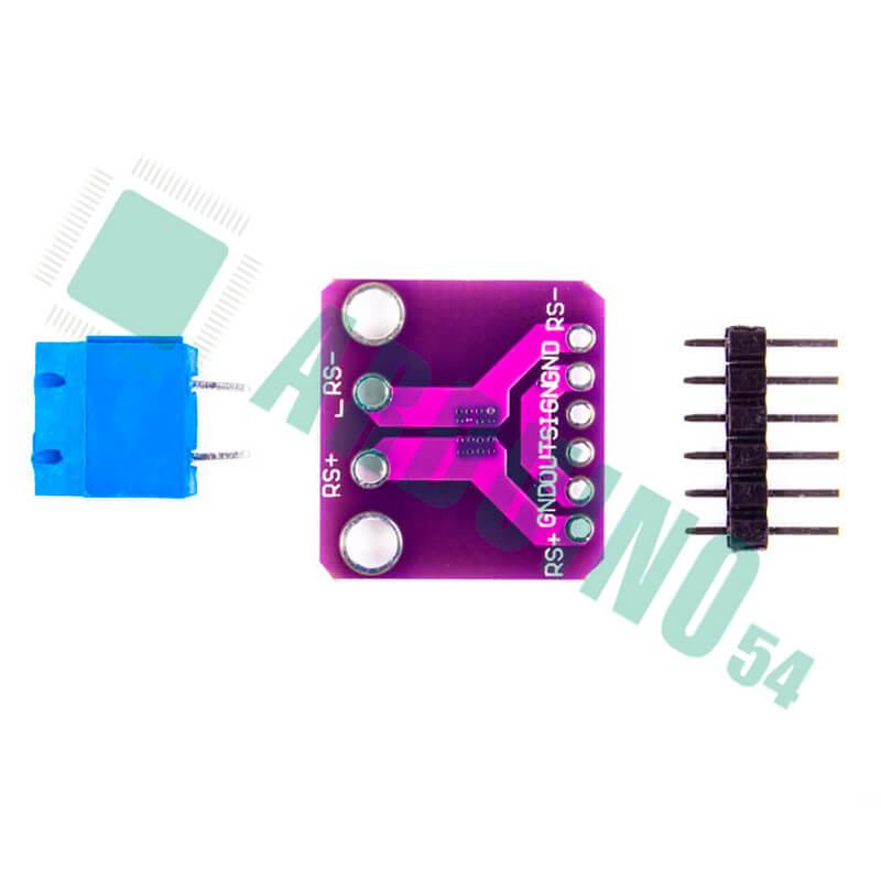 Датчик тока и напряжения GY-471 (MAX471)