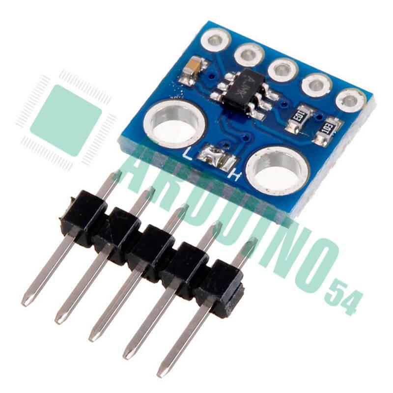 GY-4725 I2C ЦАП MCP4725 цифровой прорыв аналоговый преобразователь