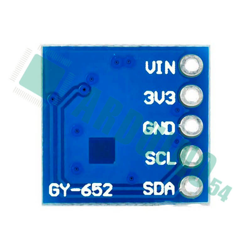 GY-652 Электронный компас, датчика атмосферного давления, термометр