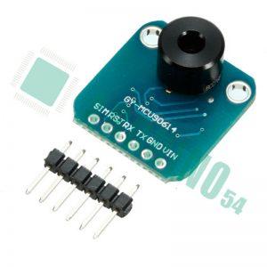 GY-MCU90614-BCC Serial IR Неконтактный модуль измерения инфракрасной температуры MLX90614-BCC