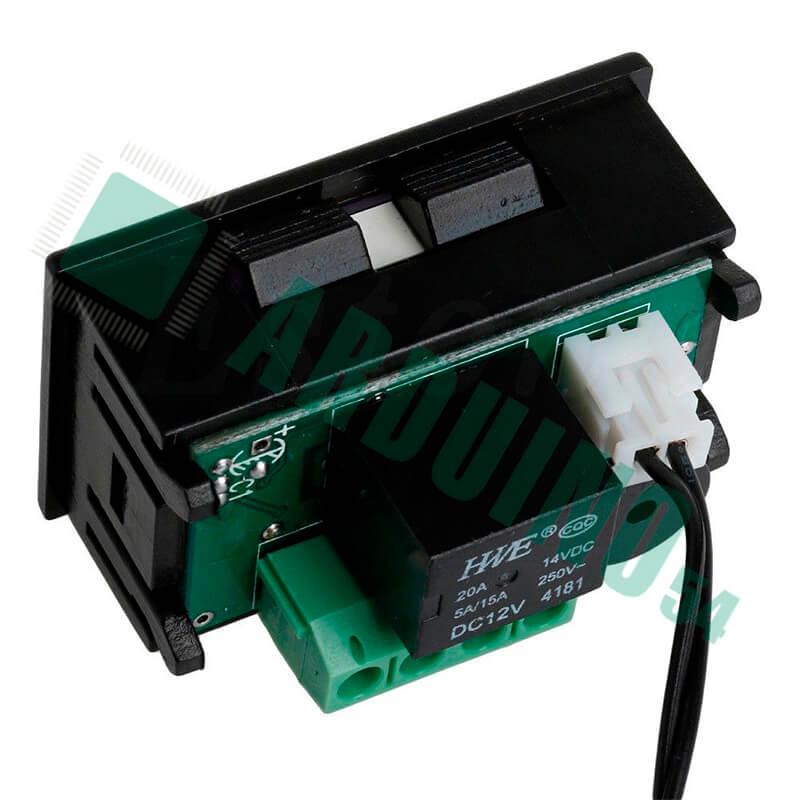 W1209WK Цифровой термостат температуры. Интеллектуальное управление DC 12 В -50 + 110 градусов