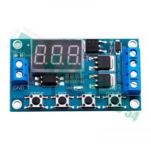 Модуль Программируемый циклический таймер XY-J04
