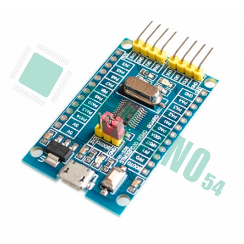 STM32F030F4P6 Отладочная плата STM32. 48 MHz CORTEX-M0 Core 32bit Mini