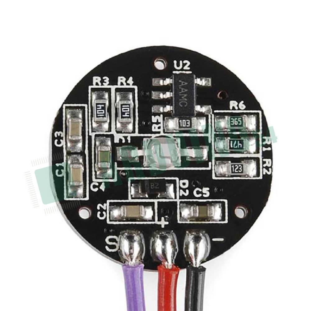 Аналоговый датчик пульса XD-58C