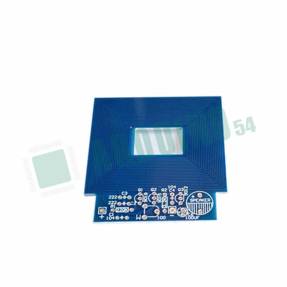 DIY набор «Конструктор для сборки металлоискатель, детектор металла 3-5V»