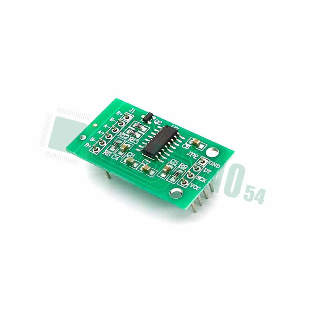 АЦП для аналоговых весов HX711