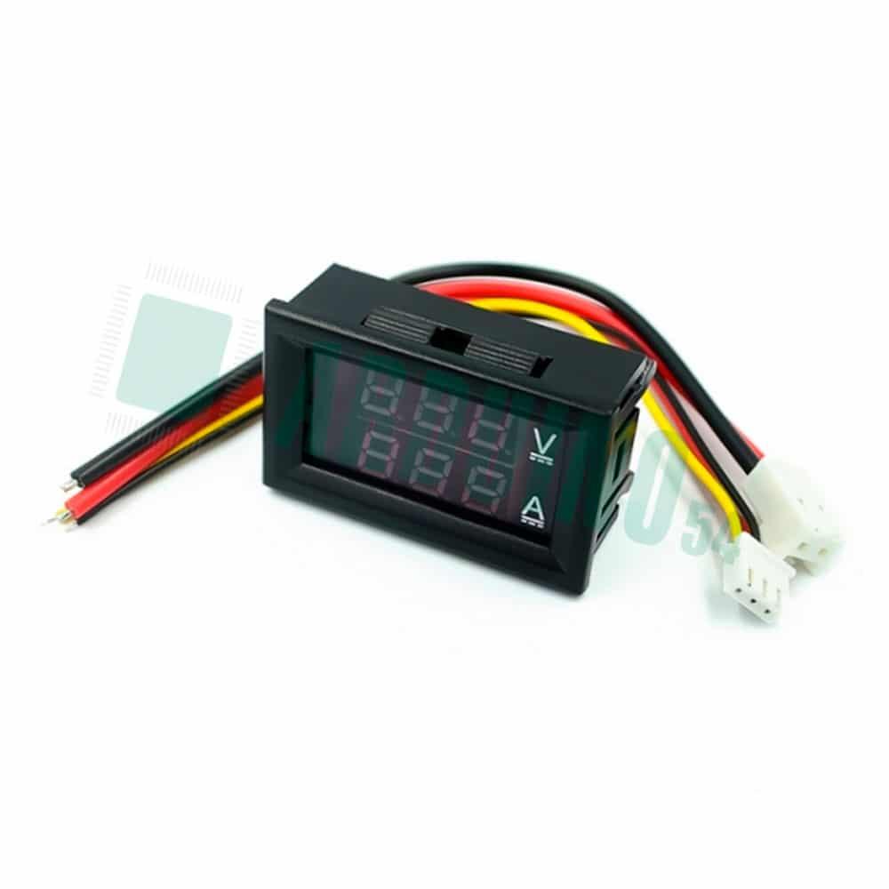 DSN-VC288 Цифровой ампервольтметр DC 0 — 100V / 10A