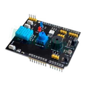 Многофункциональный Shield для Arduino (Датчики 9 в 1)