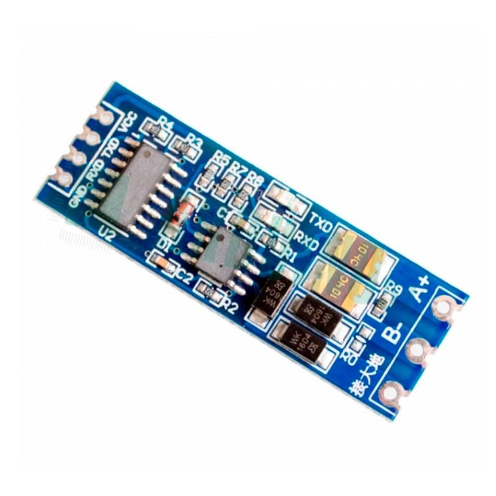Конвертер TTL в RS485 ver2.0 на MAX485, XY-017