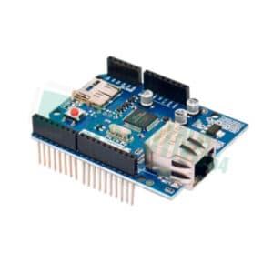 W5100 R3 Ethernet Shield + SD