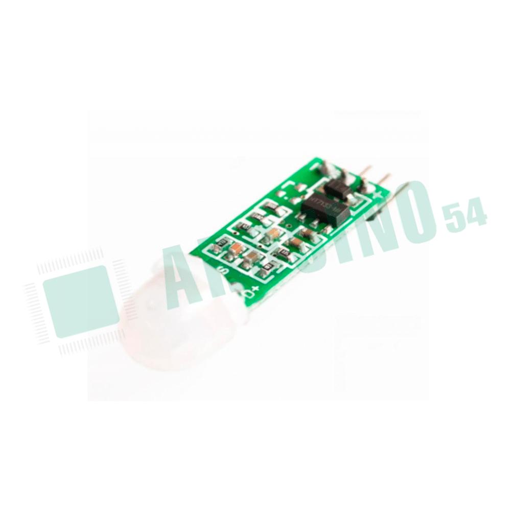 Мини инфракрасный датчик движения HC-SR505 (PIR-датчик)