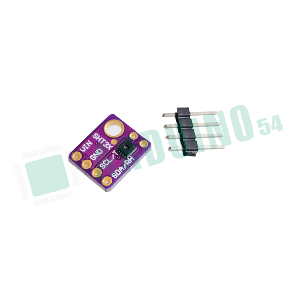 Датчик температуры и влажности цифровой GY-SHT31-D