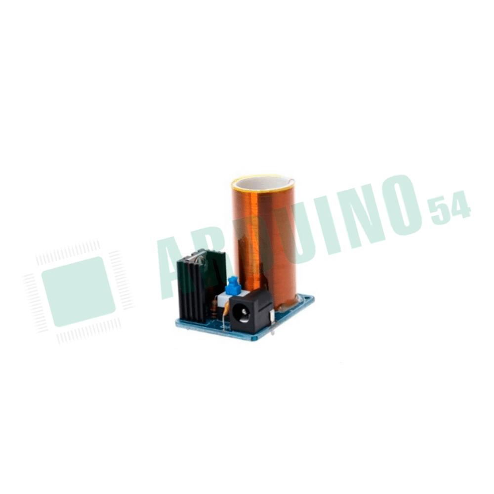 DIY набор «Мини-Катушка Тесла BD243» 9-12V