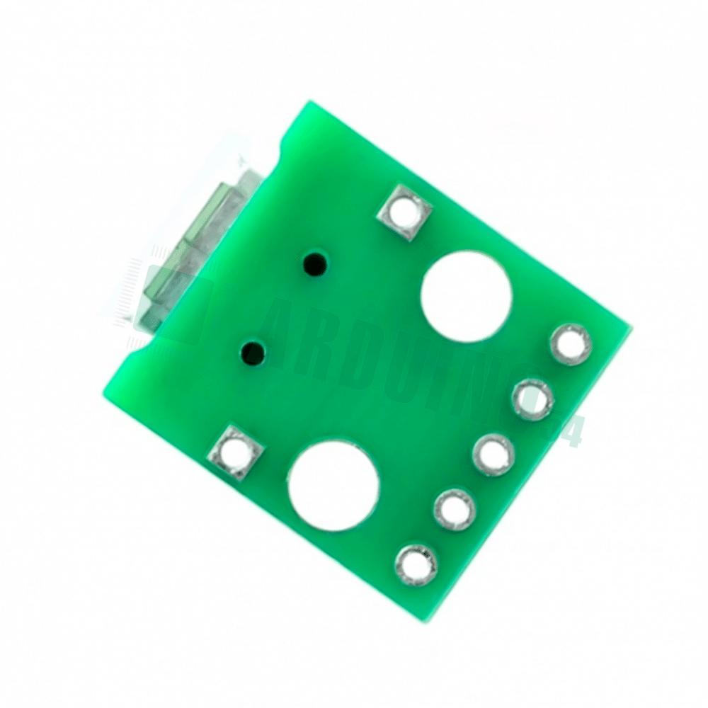 Переходник Micro USB – DIP (5 pin)