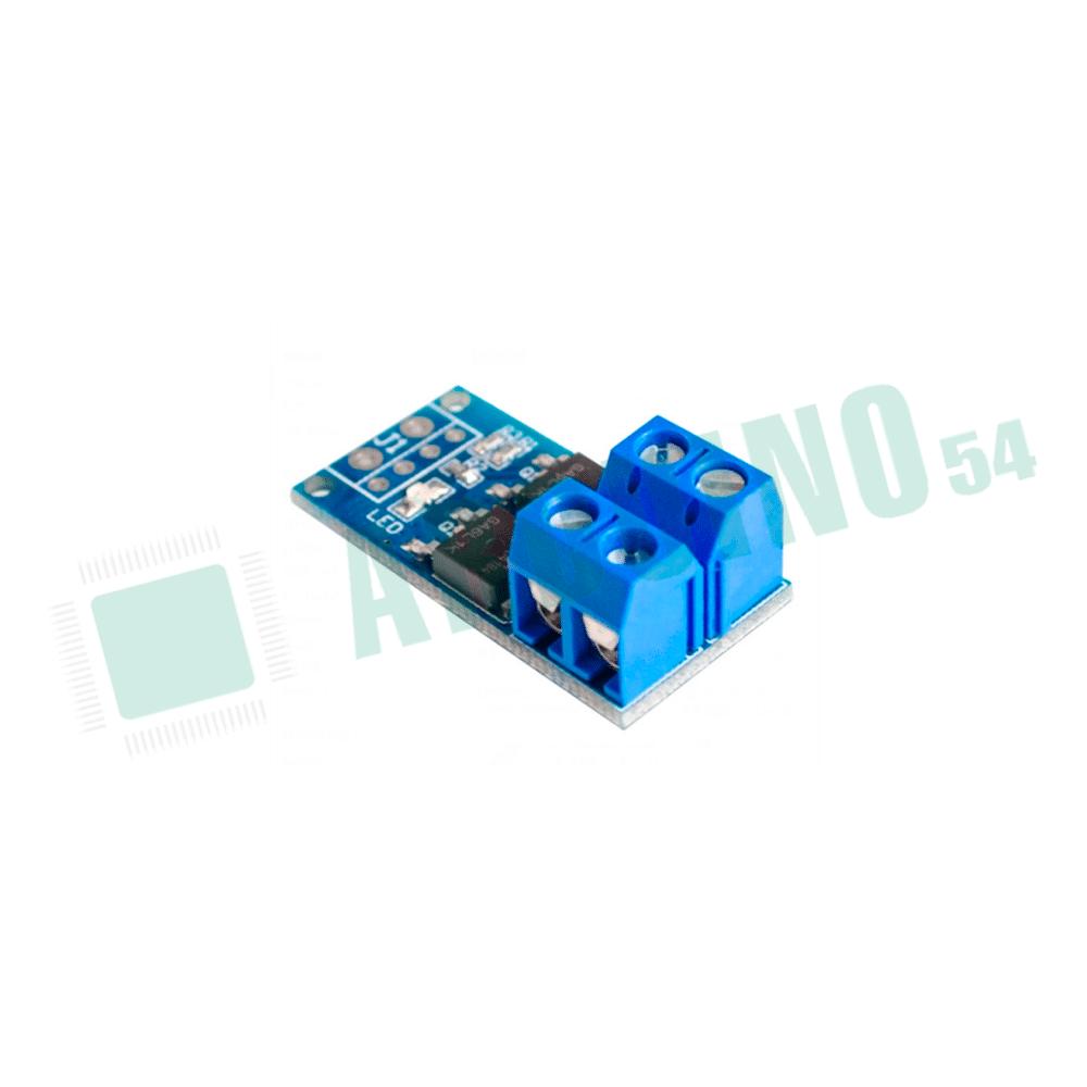 MOSFET Триггер с ШИМ регуляцией на базе D4114 (36B / 15A / 400Вт)