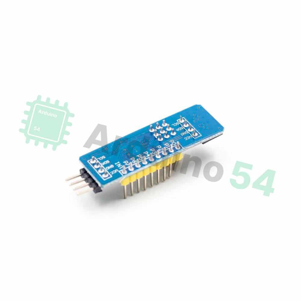 I2C IIC расширитель портов на PCF8574