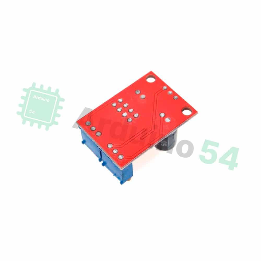 Модуль генератора импульсов NE555