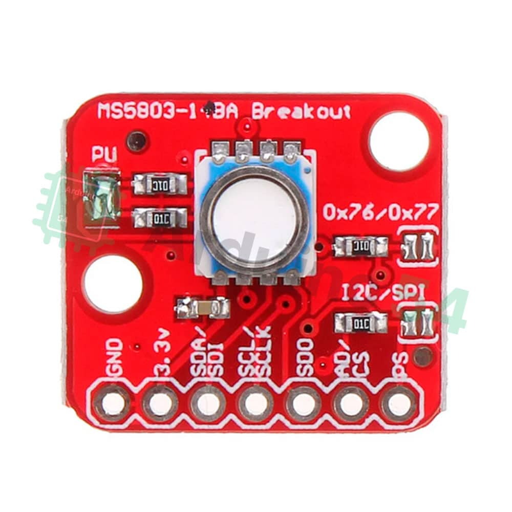 Водонепроницаемый высокоточный датчик давления сжиженного газа MS5803-01BA
