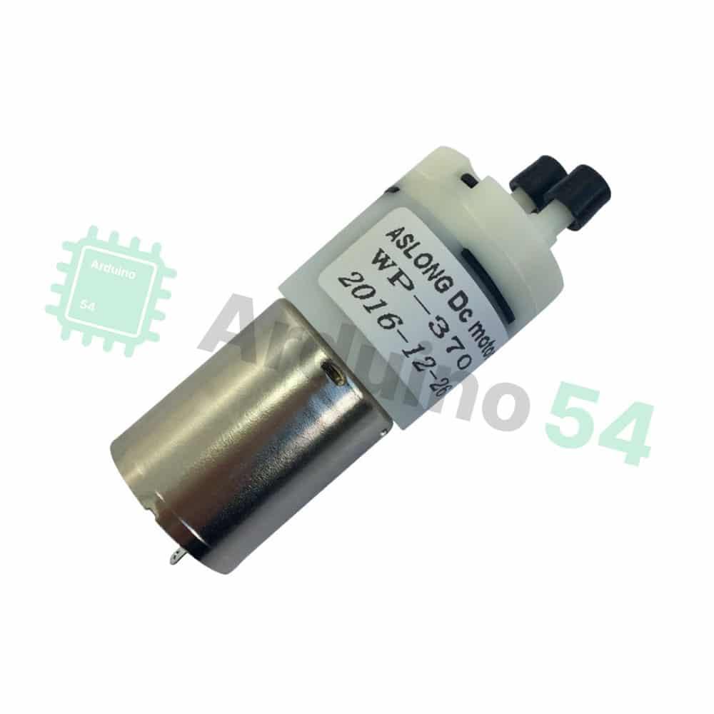 Мощная помпа на 400-700л/мин (WP-370 12V 1.2L)